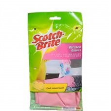 Scotch Brite Kitchen Gloves - One Pair