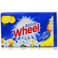 Active  - Detergent Soap , 210 GM