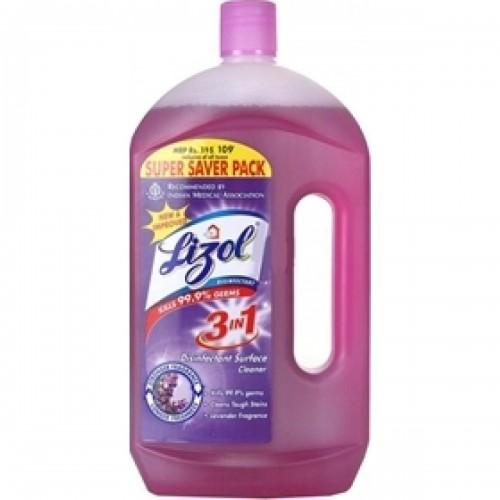 Lizol Disinfectant - Lavender