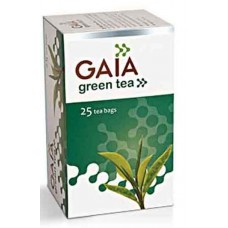 Gaia Green Tea , 25 Tea Bags