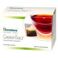 Himalaya Herbal Teas - Greentea , 10 Tea Bags