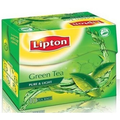 Lipton Green Tea - Pure & Light
