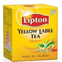 Lipton Tea - Yellow Label