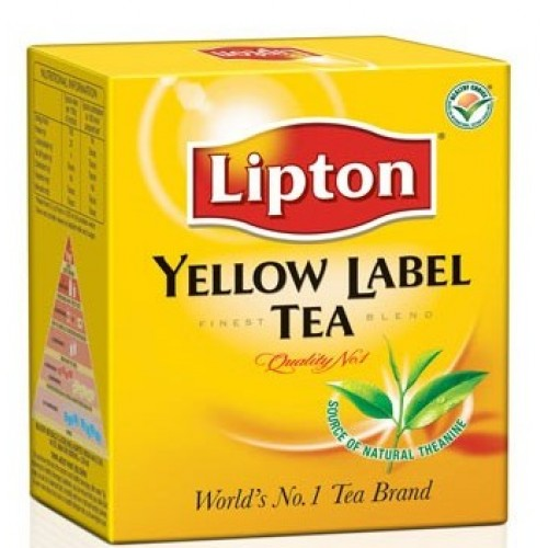Lipton Tea - Yellow Label
