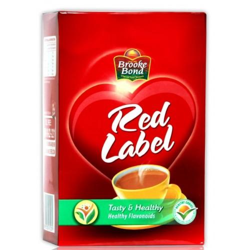 Red Label - Tea Carton Pack