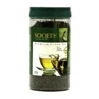 Society Premium Green Tea - Jar , 250 GM