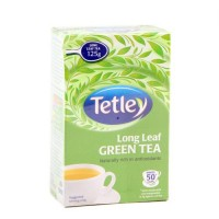 Tetley Green Tea - Long Leaf , 100 GM