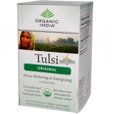 Tulsi Organic Tea -  Original , 25 Tea Bags