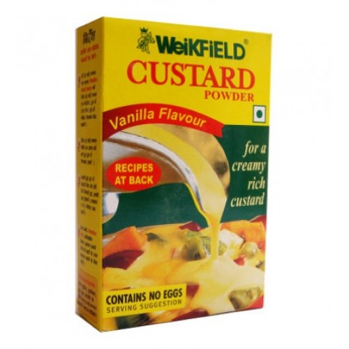 Weikfield Custard Powder - Vanilla