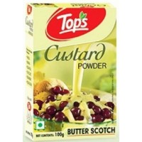 Tops Custard Powder - Butter Scotch