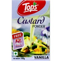 Tops Custard Powder - Vanilla