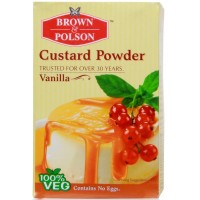 Brown & Polson Custard Powder - Vanilla
