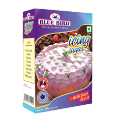 Blue Bird Decor - Icing Sugar , 100 Gm Pack