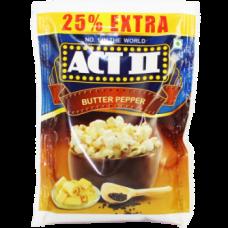 Popcorn - Butter Pepper , 63 Gm Pouch