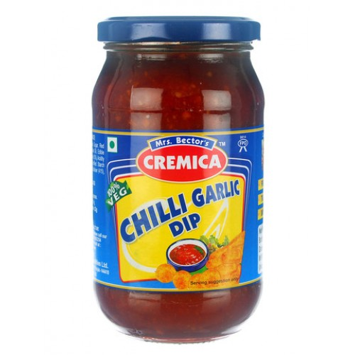 Cremica - Chilli Garlic Dip, 220 GM