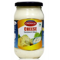 Cremica - Cheese Sandwich Mayo, 375 GM