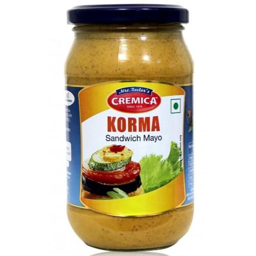 Cremica - Korma Sandwich Mayo, 375 GM