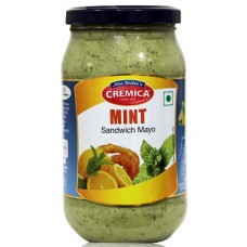 Cremica - Mint Sandwich Mayo, 375 GM