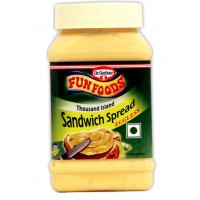 Funfoods Sandiwch Spread - Thousand Isalnd , 300 GM