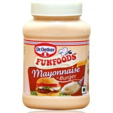 Funfoods Mayonnaise - Burger , 275GM