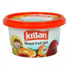 Kissan Jam - Mix Fruit , 100 GM