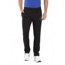 Jockey Black & Charcoal Melange Track Pants