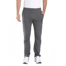 Jockey Charcoal Melange & Black Track Pants