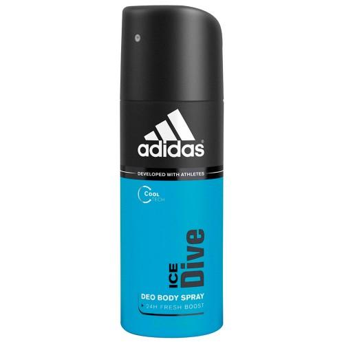 Adidas Deo Body Spray - Ice Dive 150 ML
