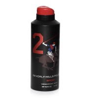 Polo Sport Deo Body Spray - Black 2 , 175ML