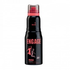 Engage Deo Body Spray - Rush 165 ML