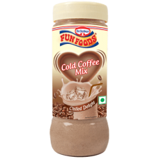 Funfoods Cold Coffee Mix - Chilled Delight , 200GM