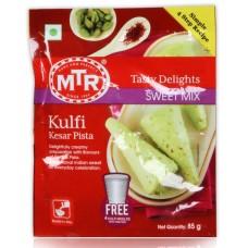Mtr Kulfi Mix - Kesar Pista, 85 GM