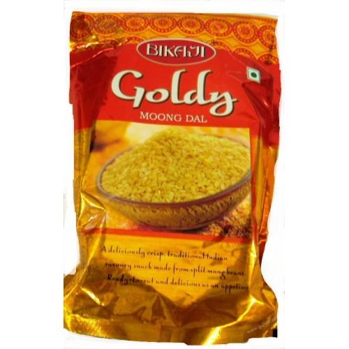 Bikaji Namkeen - Goldy  (Moong Daal)