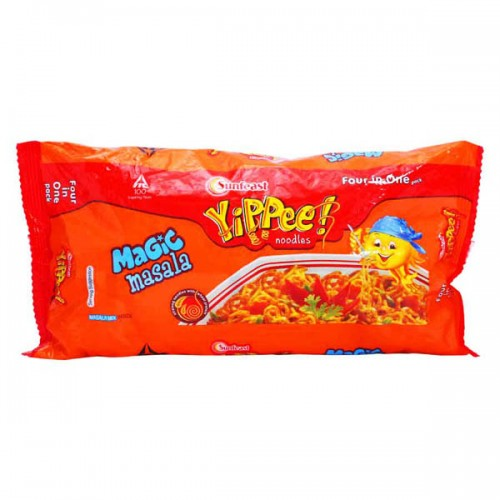 Sunfeast Yippee Noodles - Magic Masala , 300 Gm Pack