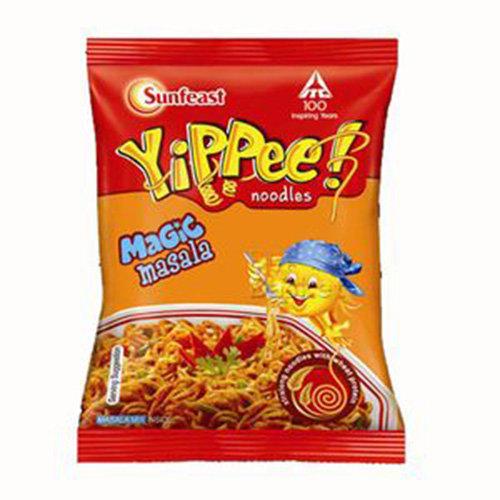 Sunfeast Yippee Noodles - Magic Masala , 70 Gm Pack