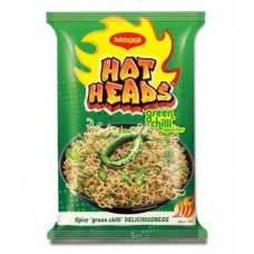 Maggi Hot Heads Noodles - Green Chilli