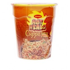 Maggi Hot Heads Cuppa Noodles - Barbeque Pepper