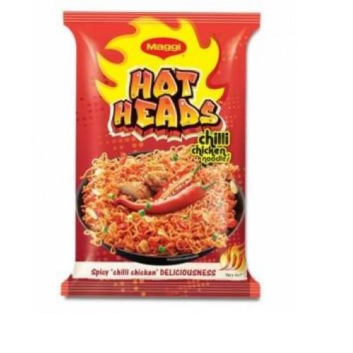 Maggi Hot Heads Noodles - Chilli Chicken