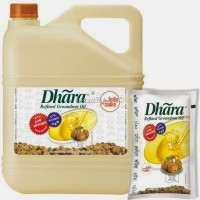 Dhara Oil - Refined Groundnut