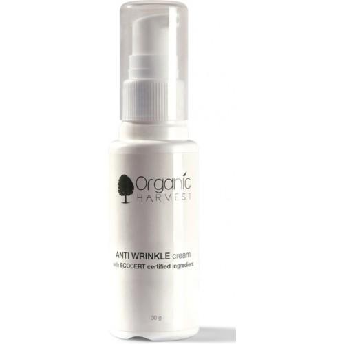 Organic Harvest - Anti Wrinkle Cream, 30 GM