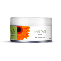 Organic Harvest - Anti Tan Face Mask, 50 GM