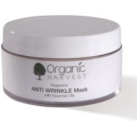 Organic Harvest - Anti Wrinkle Face Mask, 50 GM