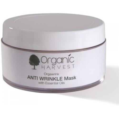 Organic Harvest - Anti Wrinkle Face Mask, 50 GM