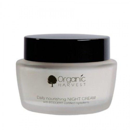Organic Harvest Daily Nourishing Night Cream