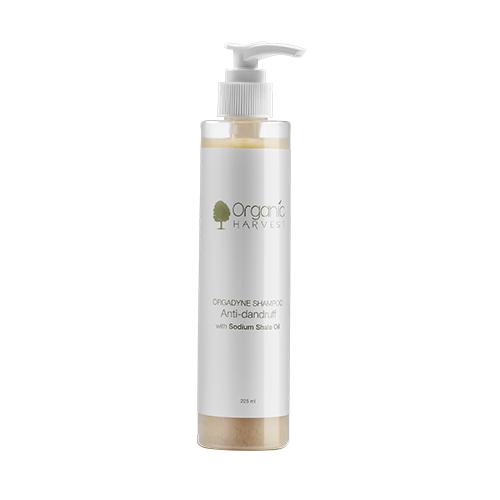 Organic Harvest - Orgadyne Anti Dandruff Shampoo, 225 ML