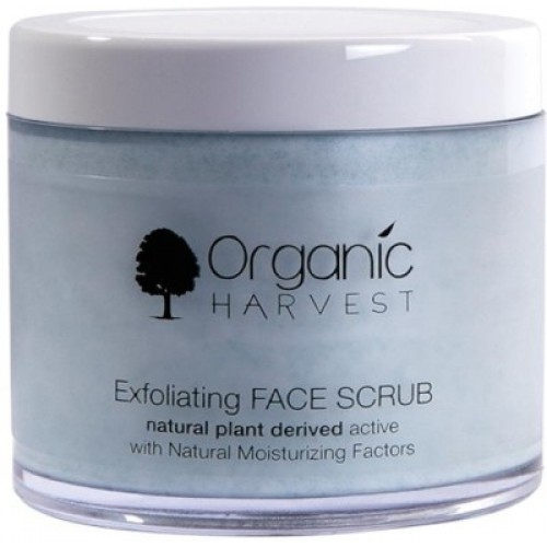 Organic Harvest - Exfoliating Face Scrub