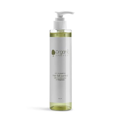 Organic Harvest - Hair Fall Control Shampoo, 225 ML