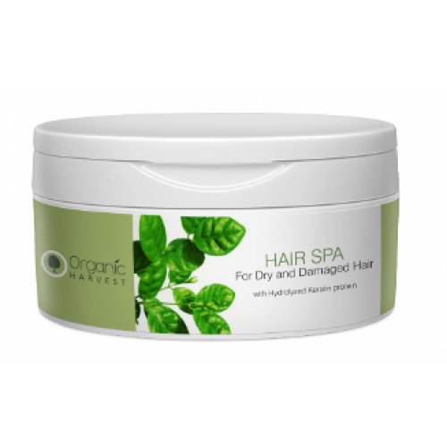 Organic Harvest Hair Spa - For Dry & Damaged Hair, 200 ML