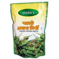 Otobas Pickle - Green Athana Chilli