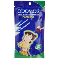Odomos Patches - Mosquito Repellent